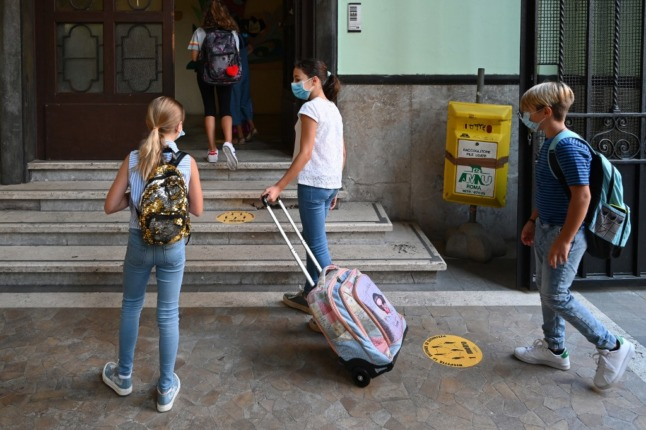 Back to school: How much will it cost in Italy – and how can you save money?