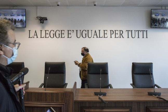 More judges, faster trials: Italy approves major overhaul of criminal justice system