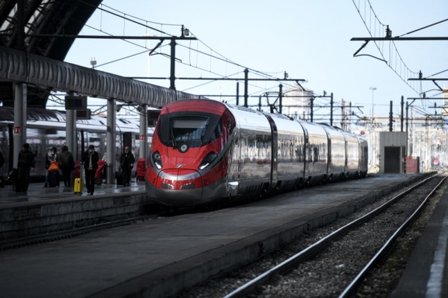 Italy's 'green pass' becomes compulsory on long-distance public transport from Wednesday