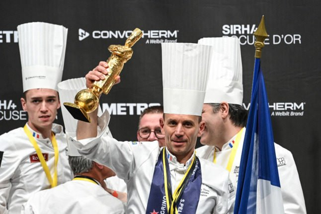 Five things to know about France's victory in the 'World Cup of cooking'