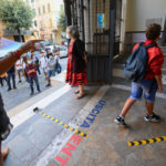 Italy outlines plan to resist Covid closures as four million students return to school