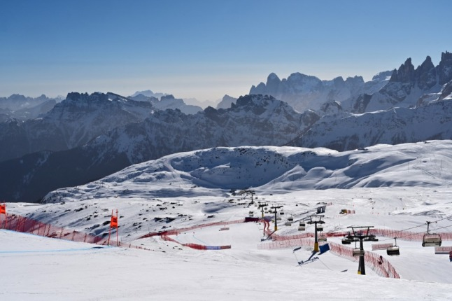 What are the Covid rules on Italian ski slopes this winter?