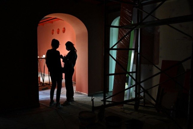 Italy's 'superbonus' renovations delayed by builder shortages and bureaucracy