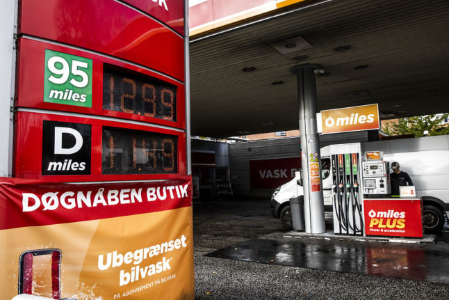 How and where to get the cheapest fuel inDenmark