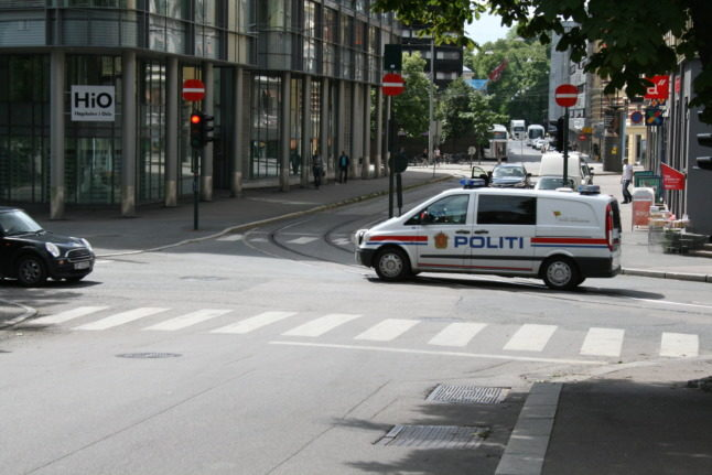 Norwegian police end emergency carrying of arms