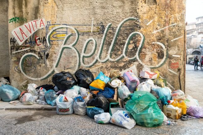How Italy's foreign residents are fighting the growing problem with beach pollution