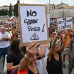 Italy's vaccination campaign slows as 'green pass effect' fails to materialise