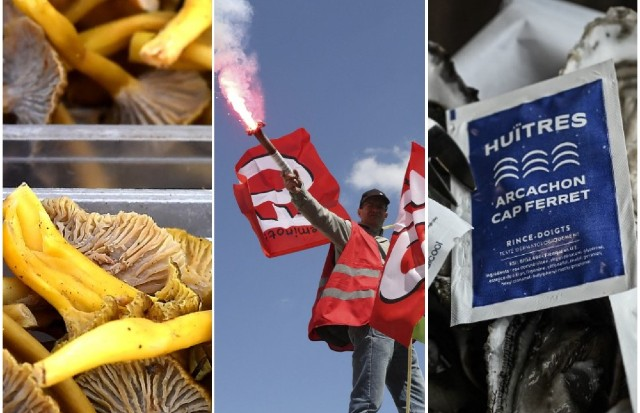 Oysters to firemen's balls: France's real cultural calendar